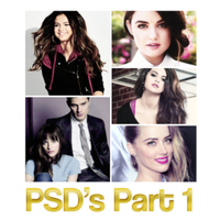 PSD's (Part1) by Perfect-Ousan