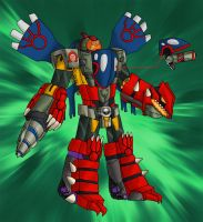 TF PKMN: Omega Supreme 2 by FlamedramonX20