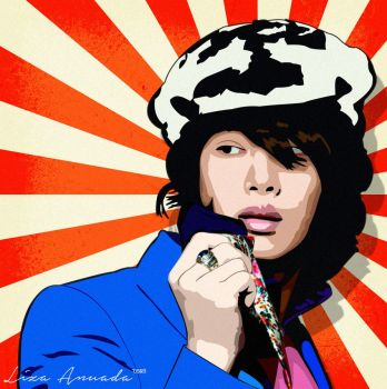 Super Junior - Kim Heechul by liza0593