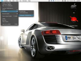 Audi R8 by LaDell