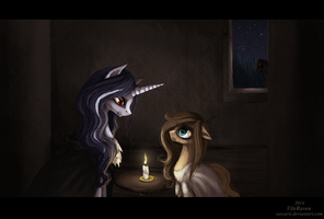 Let me tell you a story by Vongrell