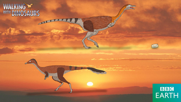 Walking with Dinosaurs: Mononykus by TrefRex