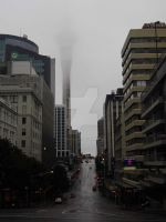 Rain clouds over Auckland by rubiks-cube040