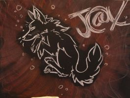 chalk,fire,drowning,blah by jaxces