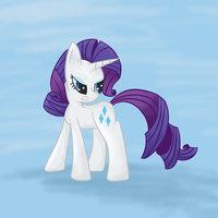 Rarity all fired up by Aqwara