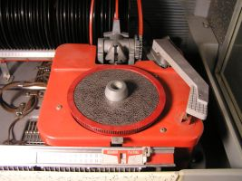Stock: Jukebox turntable by k4-pacific