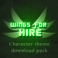 Wings for Hire Character Themes by WingsForHire