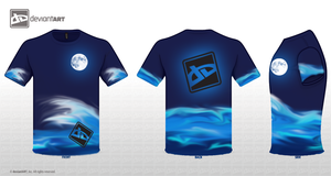 Da Logo T-shirt Design 2 by xXBlackwolfangelXx
