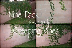 creeping vines pack by ShadowCaste