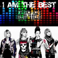 2NE1: I AM THE BEST by Awesmatasticaly-Cool
