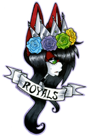 And We'll Never Be Royals by noahjayne