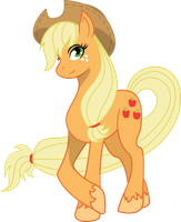Applejack by Baka-Neku