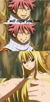Fairy Tail Natsu Lucy ep. 109 by K6mil