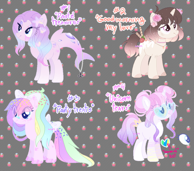 MLP adopts [OPTA] [OPEN] [3/4] by taffyUFO