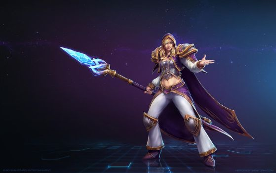 Jaina Proudmoore, Archmage by Mr--Jack