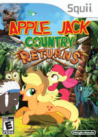 Applejack Country Returns by nickyv917
