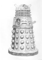Dalek by Cheetah-Lover