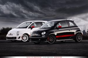 2012 500 Abarth 09 - Press Kit by notbland