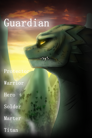 Godzilla Guardian Of Earth by skyrore1999