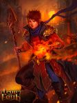 Fire Mage by dleoblack