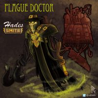 Plague Doctor-Hades by PanaGo76
