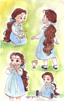 Animator's Collection Belle by TaijaVigilia