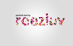 particle by reezluv
