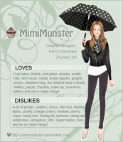 RoiWorld ID - MimiMunster by MimiMunster