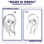 Right is wrong (very wrong) by CookiiMii