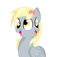 Multi-Faced Derpy by Melshow