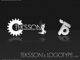 Teksson's logotypes by Zeickan