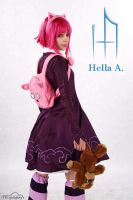 Annie by Hella A. by HelenQuila