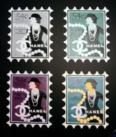 Chanel Stamp by TransparentDream
