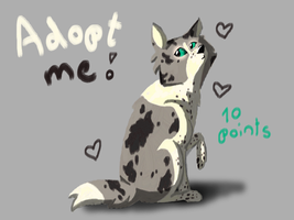 6# Adoptable CLOSED by Nici-wolf