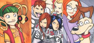Sketch Cards: extended edition by KidNotorious
