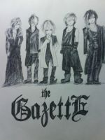 the gazette by kujinihayashi