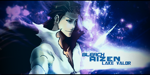 Aizen Signature by LVAchromatic