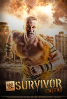 WWE Survivor Series 2010 by All4-Xander