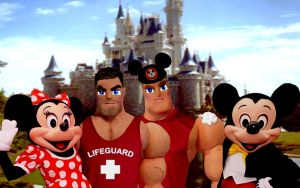 Gay Days In Disneyworld by PerfectPinUpz