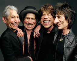 The Rolling Stones by RodneyPike