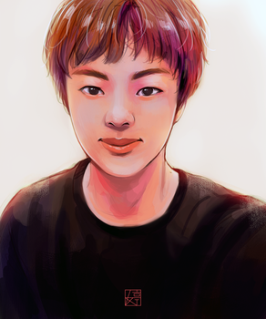 Jin by bbluebellies