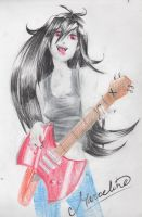 Marceline the Vampire Queen by GMPGunso