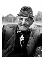 Old man by kgeri