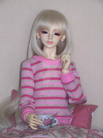 Aria's New Sweater - Pattern by daiin