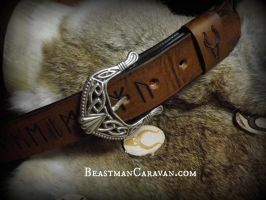 Runic Belt by The-Beast-Man