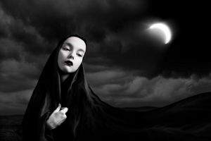 The Darkness Embraced Me by Moonnight