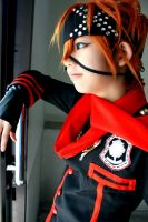 Ravi Bookman Jr. :D.gray-man by rayrinaruth