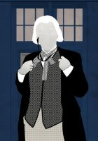 Doctor1large Print by SixPixeldesign