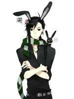 EH: Rabbit Elliot by mixed-blessing