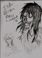 For Innocenzo~Laughing Jack by Retartedfangirl22